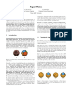 Visualisation Sciences Program - Regular Meshes