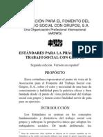 Est and Ares Trabajo Social Con Grupos
