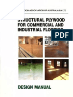 Structural Plywood Flooring