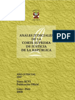 ANALES_JUDICIALES_-_CORTE_SUPREMA_DE_JUSTICIA_-_PERU_-_2007