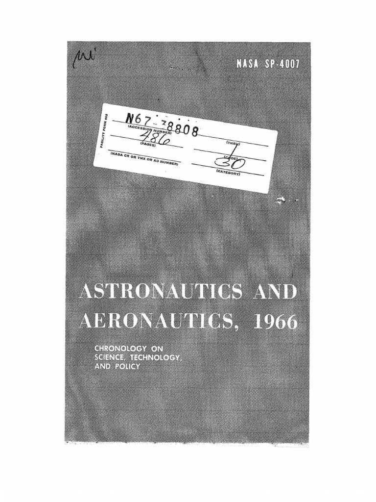 f64044867 Astronautics and Aeronautics, 1966 | Apollo Program | Saturn V
