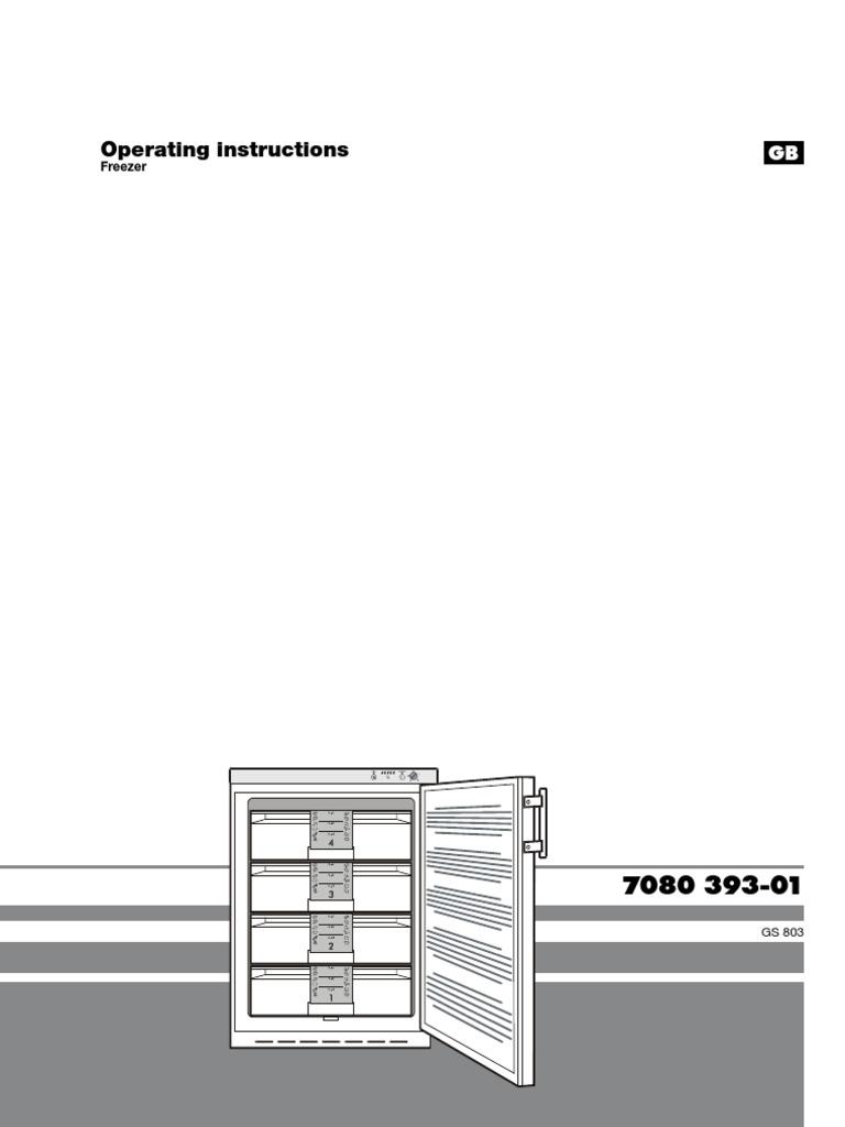 Liebherr Gs 1313 Refrigerator Refrigeration Key Switch Wiring Diagram