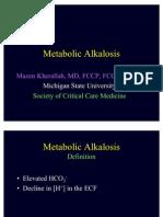 MetabolicAlkalosis