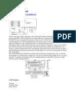 INTERFACING 8051 Controller