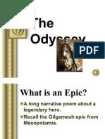Summary of Odyssey