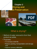 Chapter 2 -Drying