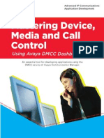 Mastering Device Media and Call Control MIS4040 DEV