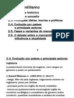Aula 04 - Mercantilismo - Final