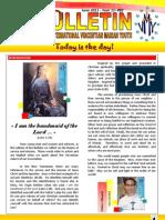 VMY International Bulletin_June2011