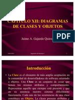 CAPÍTULO XII. Diagramas de Clases y Objetos