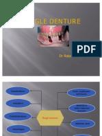 Rak Single Denture