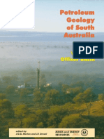 Petroleum Geology of South Australia Complete