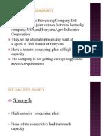 Pfpcl Mkting Case Study