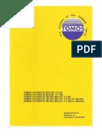 Tomos4 Outboard | Carburetor | Propeller
