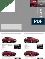 Mitsubishi Lancer Spec