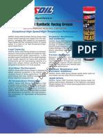 Amsoil Racing Grease g1243