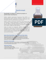 Amsoil Synthetic Manual Synch Rome Sh g2080
