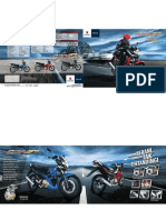 Brochure Satria F150