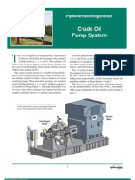 Crude Oil Pump System