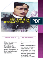 Chapter 1. Introduction to the Study of Rizal Course