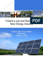 Silicon Valley Toxics Coalition - Toward a Just and Sust