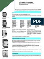 GV2ME08 Telemecanique Datasheet 516705