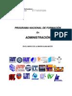 pnf-administracion