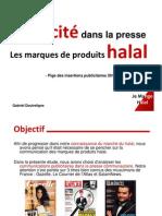 Publicite Halal Presse 2010