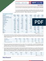 NTPC- HDFC Securities - May 2011
