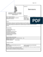 electrotecnia prog analitico