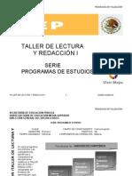 Taller de L y R I 072009