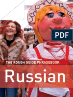 Rough Phrase Book Russian
