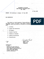 1969 EOD Report and Incidents