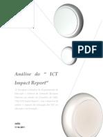 ICT Impact Report João Sampaio Grupo III