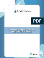 Diferencias Epoc vs Asma. Uso de Corticoides