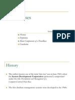 English Presentation Databases