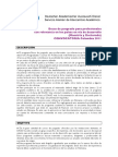 DAAD Convocatoria Postgraduate Courses 2011