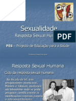 Sexualidade Resposta Sexual