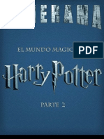 Especial Harry Potter - Parte 2 Revista Cinerama