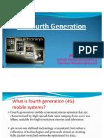 4G Fourth Generation