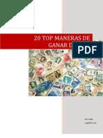 Top-20 Como Hacer Dinero