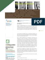Los procesos de personalizacion e institucionalizacion del conflicto