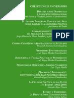 Núñez del Prado-Economías indígenas. Estados del arte desde Bolivia y la economía política