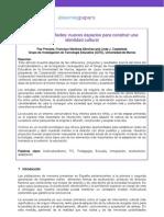Paz Prendes, Francisco - Inmigración y redes