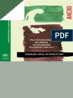 Programa Anual de Trabajo 2008