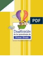Dosificaciones - Primer Grado