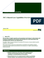 FIC Shared Loss Capabilities 2009