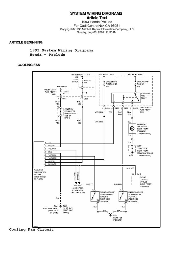 honda prelude wiring diagram - wiring diagram rung-upgrade-b -  rung-upgrade-b.agriturismoduemadonne.it  agriturismoduemadonne.it