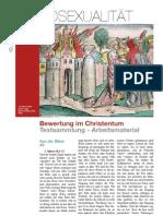Homosexualität und Christentum - Arbeitstexte