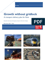 Growth Without Gridlock - Executive Summary